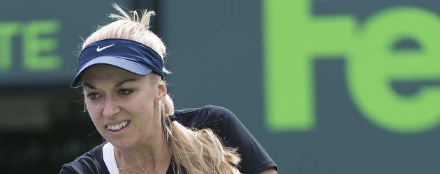 Sabine Lisicki bei den Miami Open 2016