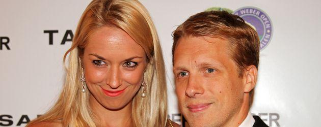 Oliver Pocher und Sabine Lisicki