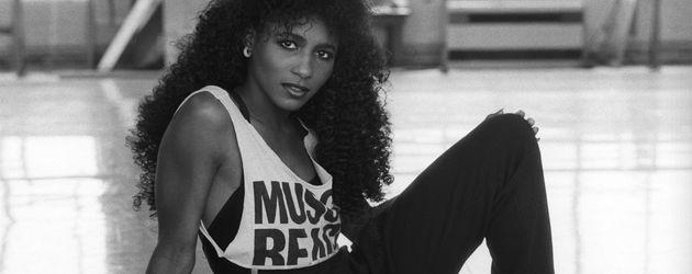 Sängerin Sinitta, 1985