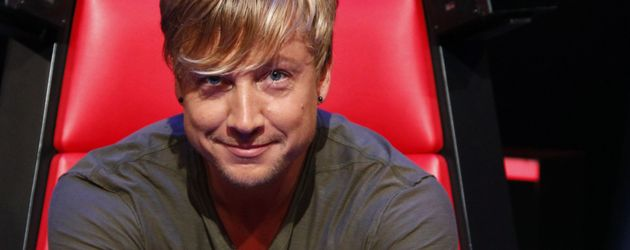 "Samu Haber als Coach bei ""The Voice of Germany"""