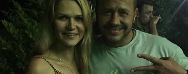 Willi Herren und Sara Kulka