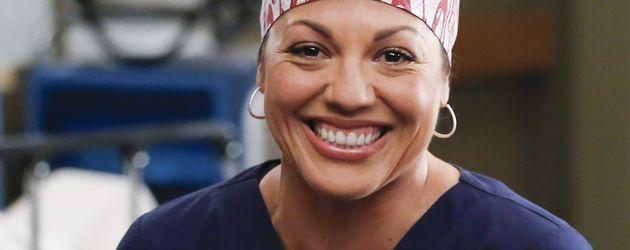 """""""Grey's Anatomy"""": Sara Ramirez als Dr. Callie Torres"""