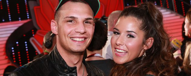 "Sarah und Pietro Lombardi bei ""Let's Dance"""