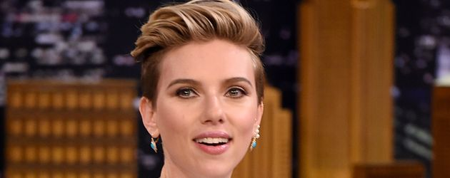 "Scarlett Johansson zu Gast in der ""Jimmy-Fallon-Show"""