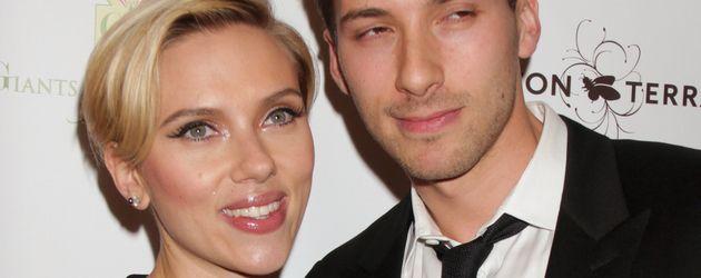 Scarlett Johansson und Hunter Johansson