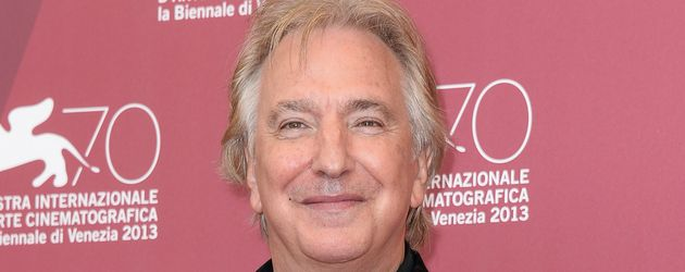 """Harry Potter""-Star Alan Rickman"