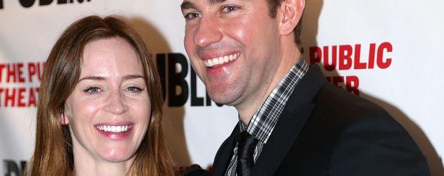 Emily Blunt und John Krasinski