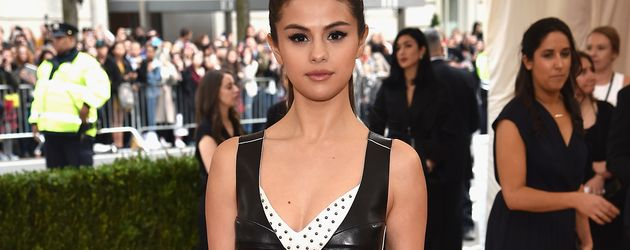Selena Gomez bei der Met Gala 2016