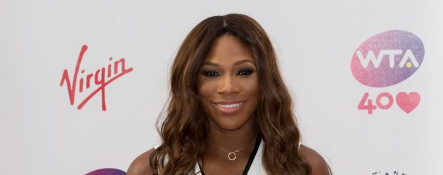 Serena Williams bei der Pre-Wimbledon Party 2013