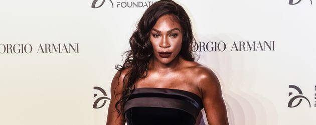Serena Williams in Mailand 2016