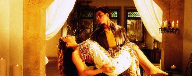 "Shah Rukh Khan und Preity Zinta in ""Veer-Zaara"""