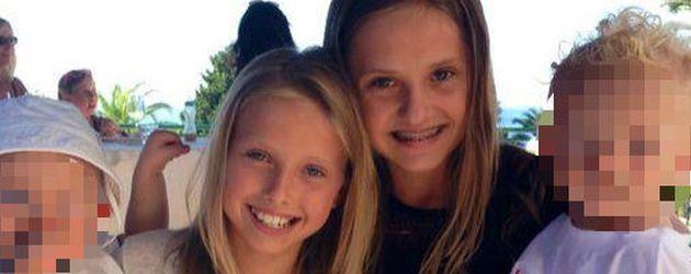 Davina Shakira Geiss und Shania Tyra Geiss