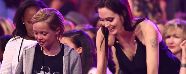 Shiloh Jolie-Pitt und Angelina Jolie