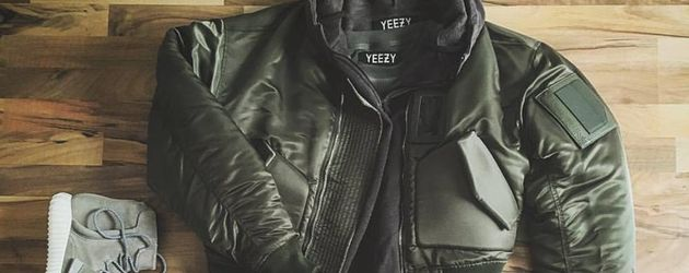 Shindys Klamotten aus der Yeezy-Kollektion