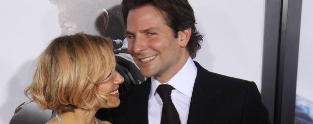 Bradley Cooper und Sienna Miller