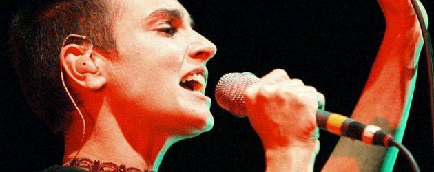 Sängerin Sinéad O'Connor