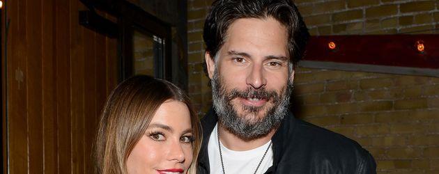 """Sofia Vergara und Joe Manganiello bei der Premiere von """"Pee-wee's Big Holiday"""" in Austin"""