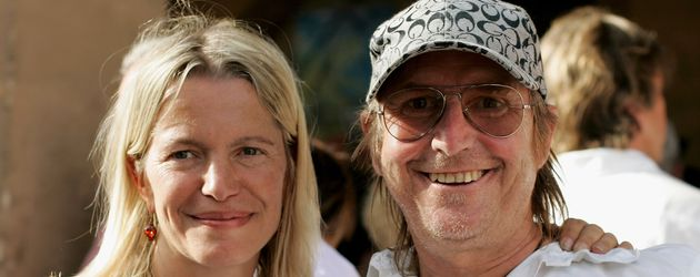 """Sonja und Martin Semmelrogge bei """"Wetten dass..?"""""""