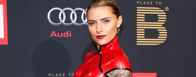 "Sophia Thomalla bei der ""Place to Be""-Party"
