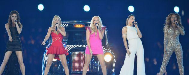 Spice Girls bei den Olympischen Spielen 2012