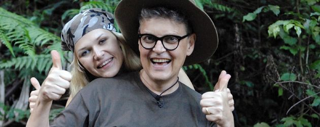 Sara Kulka und Rolf Scheider