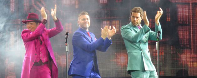 Howard Donald, Gary Barlow und Mark Owen
