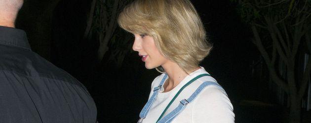 Taylor Swift nach einer Shoppingtour in Australien