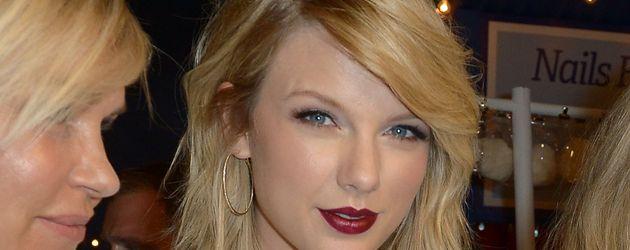 """Taylor Swift auf der """"Tommynow Women's Fashion Show"""" in New York"""