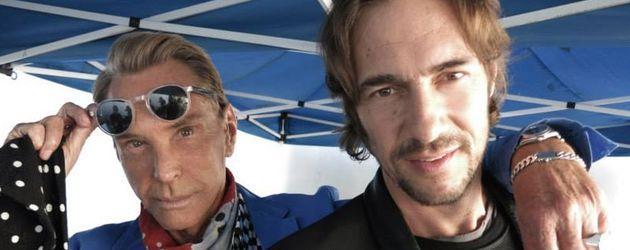Thomas Hayo und Wolfgang Joop