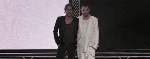 Thomas Hayo und Michael Michalsky