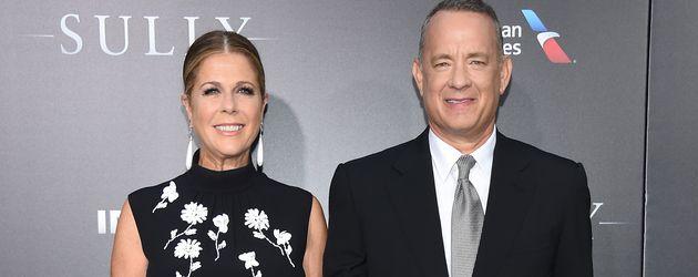 Rita Wilson und Oscar-Preisträger Tom Hank