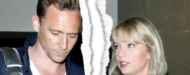 Tom Hiddleston & Taylor Swift
