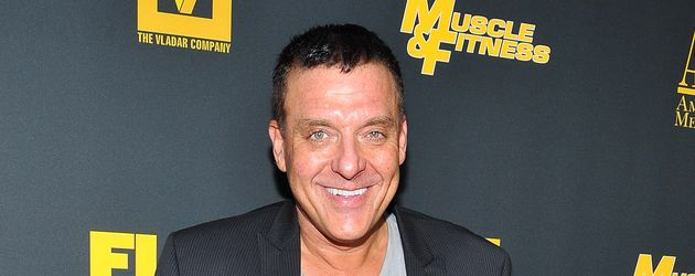 Tom Sizemore bei Premiere von 'Generation Iron' in Hollywood