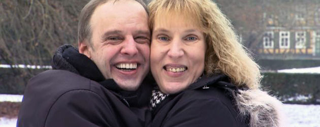 Tony und Melany Marony in glücklichen Tagen