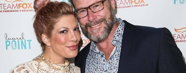 Tori Spelling und ihr Mann Dean McDermott