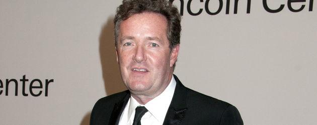 Britischer Journalist & TV-Gesicht Piers Morgan