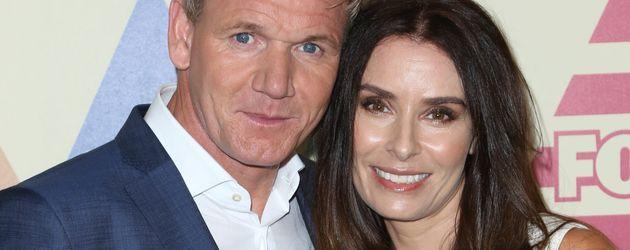 "TV-Koch Gordon Ramsay und seine Frau Tana bei der ""FOX All-Star Party"""