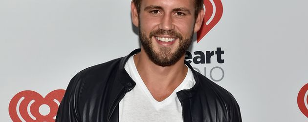 TV-Star Nick Viall beim iHeartRadio Music Festival 2015