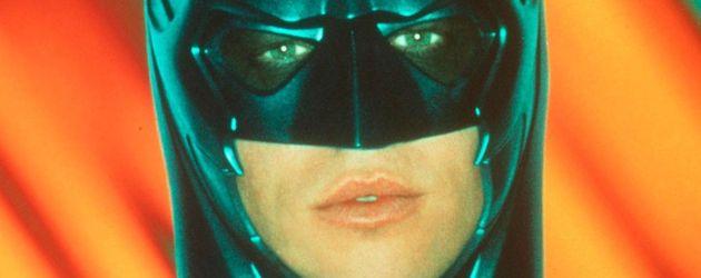 Batman und Val Kilmer