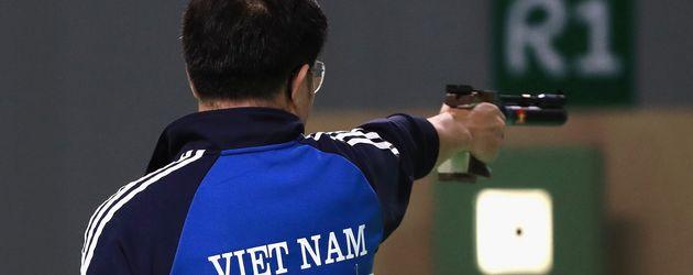 Olympia-Schütze: Hoang Xuan Vinh