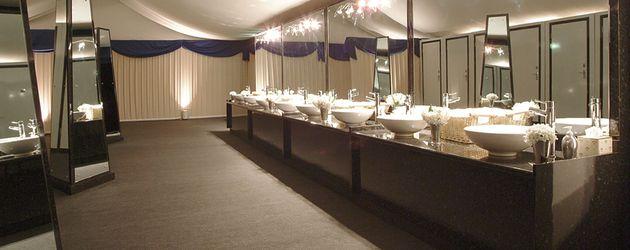 WC auf Pippa Middletons Hochzeit