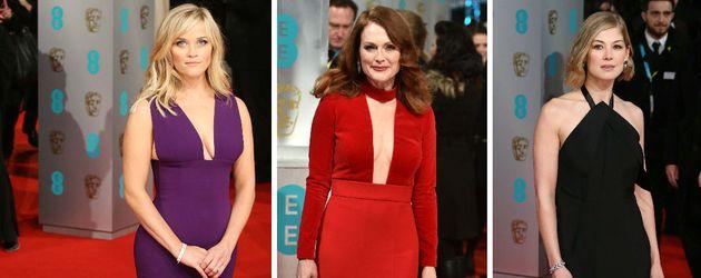 Reese Witherspoon, Julianne Moore, Marion Cotillard, Rosamund Pike und Felicity Jones