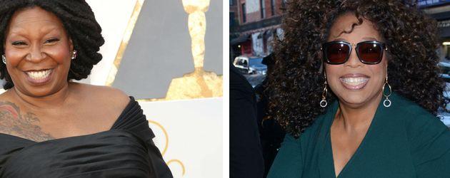 Whoopi Goldberg und Oprah Winfrey