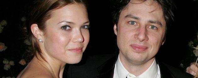 Ex-Partner Zach Braff und Mandy Moore